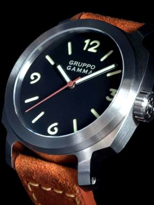 Gruppo Gamma Vanguard Retro AG-12 Dive Watch